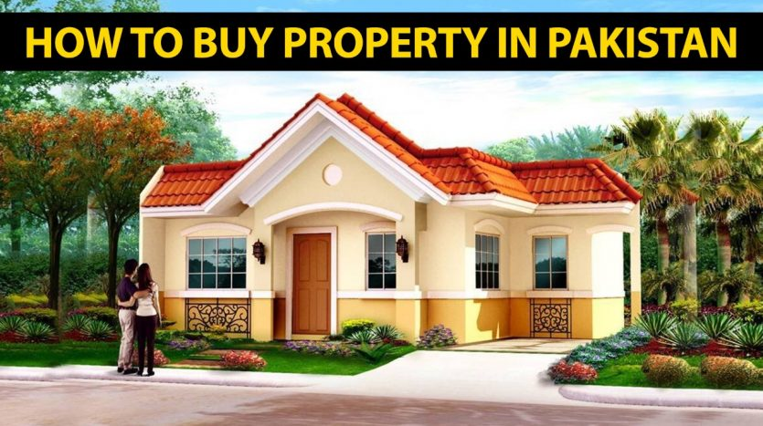 buy property in pakistan