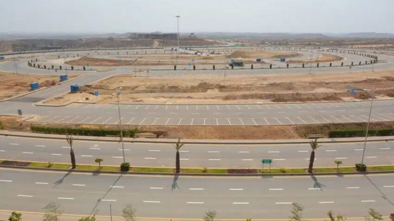 500 yards plots for sale in bahria town karachi