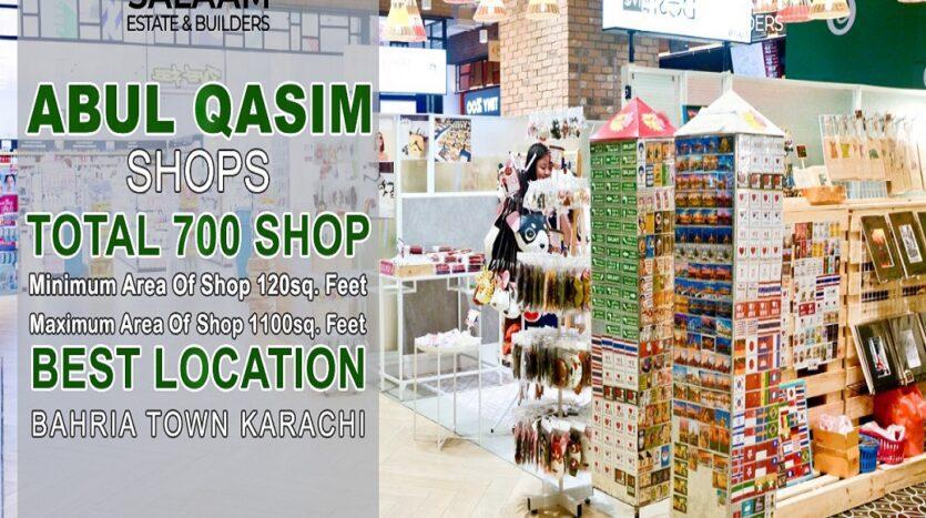 abu qasim shop bahria town karachi