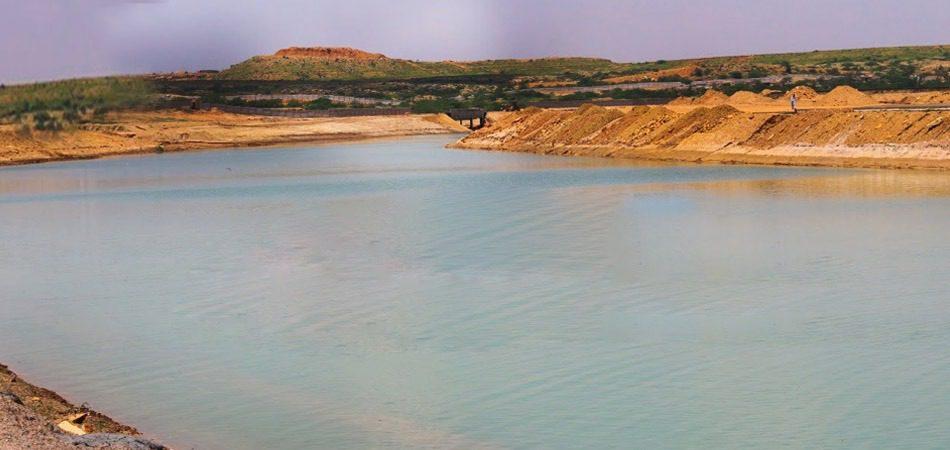 bahria dam