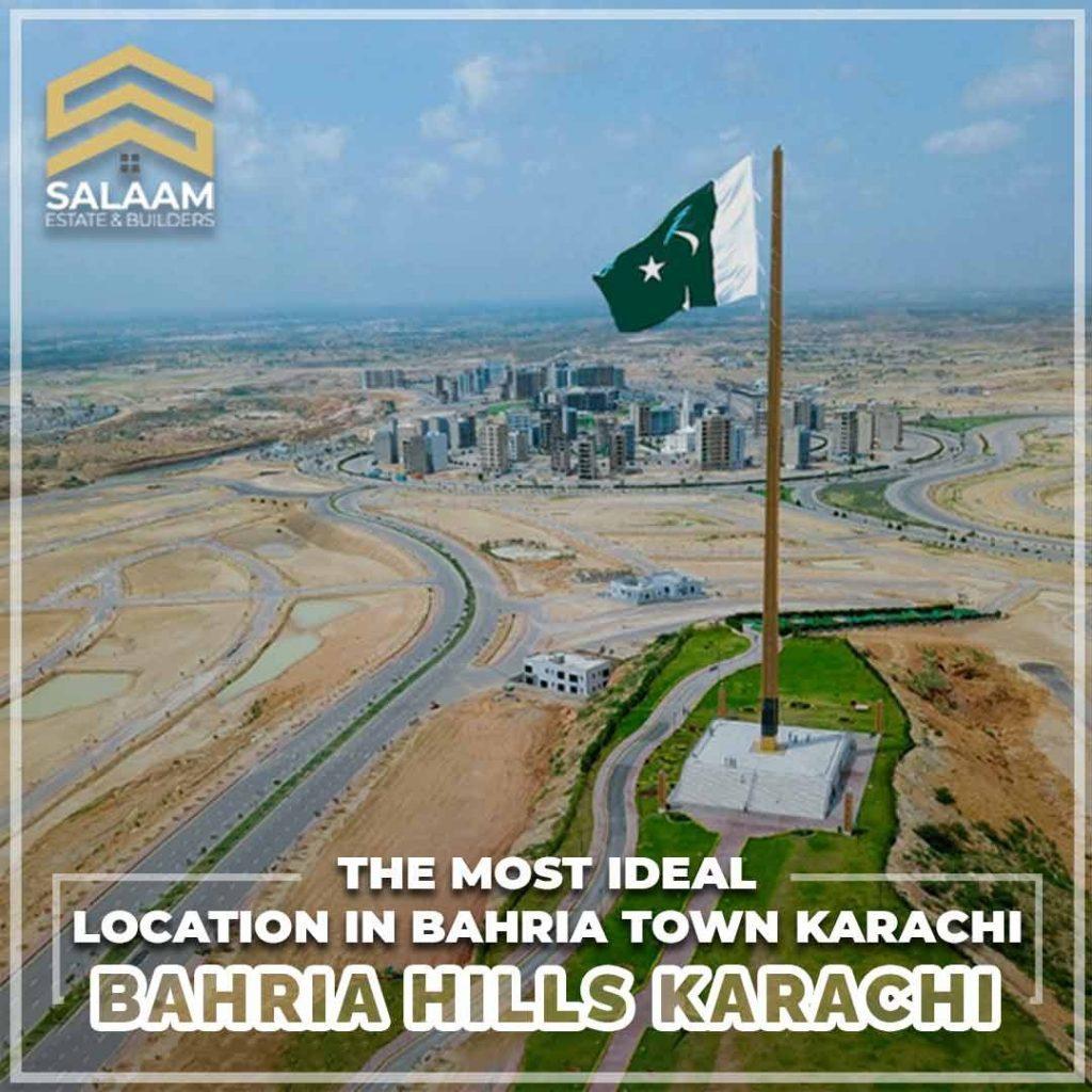 bahria hills karachi 2020