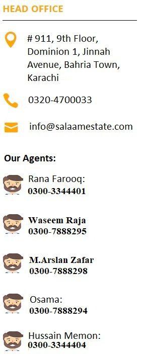 salaam estate