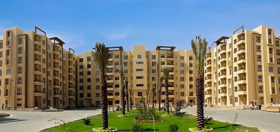 bahria karachi flat for sale