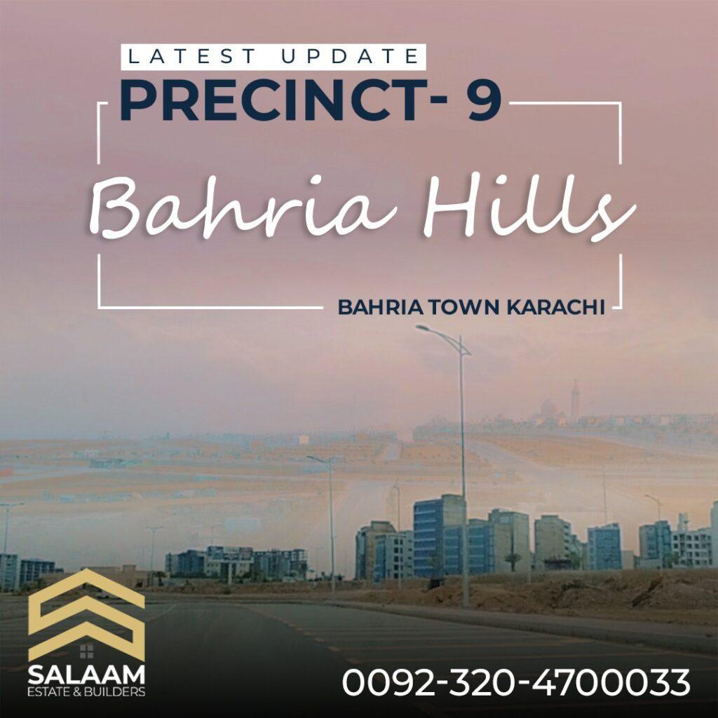 bahria hills precinct 8