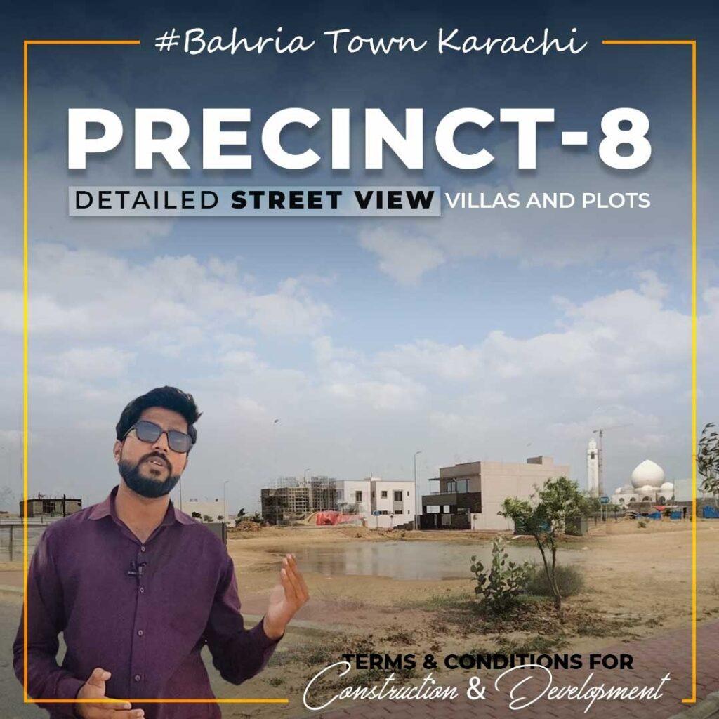 precinct 8 bahria Karachi
