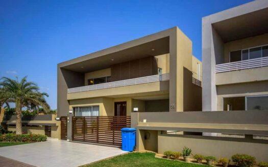 5 Bedroom Luxurious Paradise Villas Have 4700 Sq. Feet, Bahria Karachi