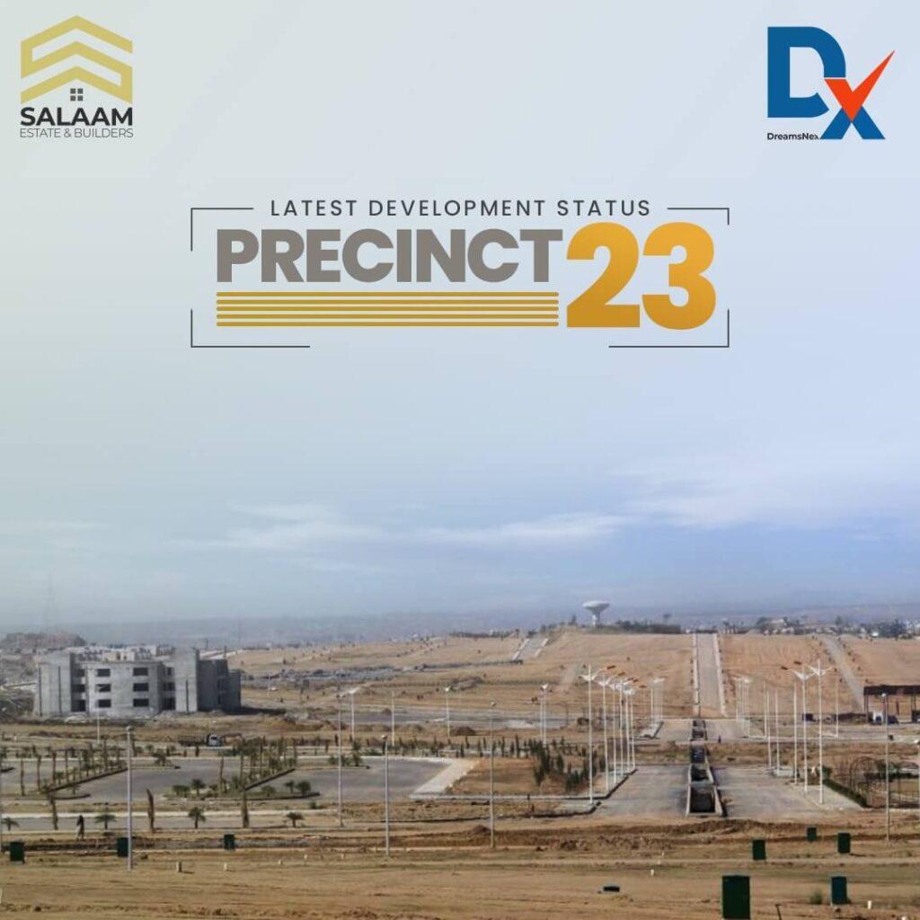 Precinct-23 Bahria Town Karachi